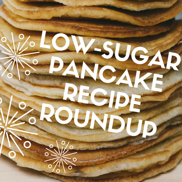 Celebrate #NationalPancakeDay with These Low-Sugar Options