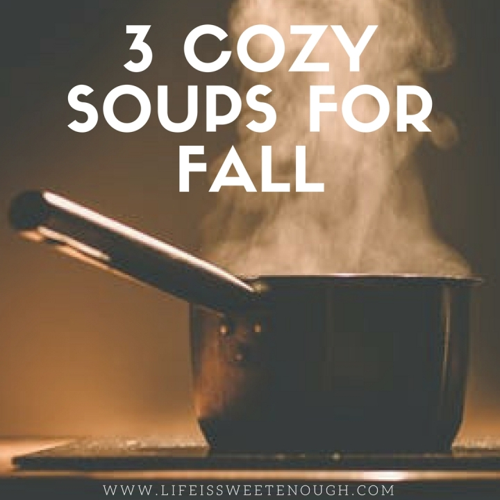Cozy Fall Soup Recipe Roundup