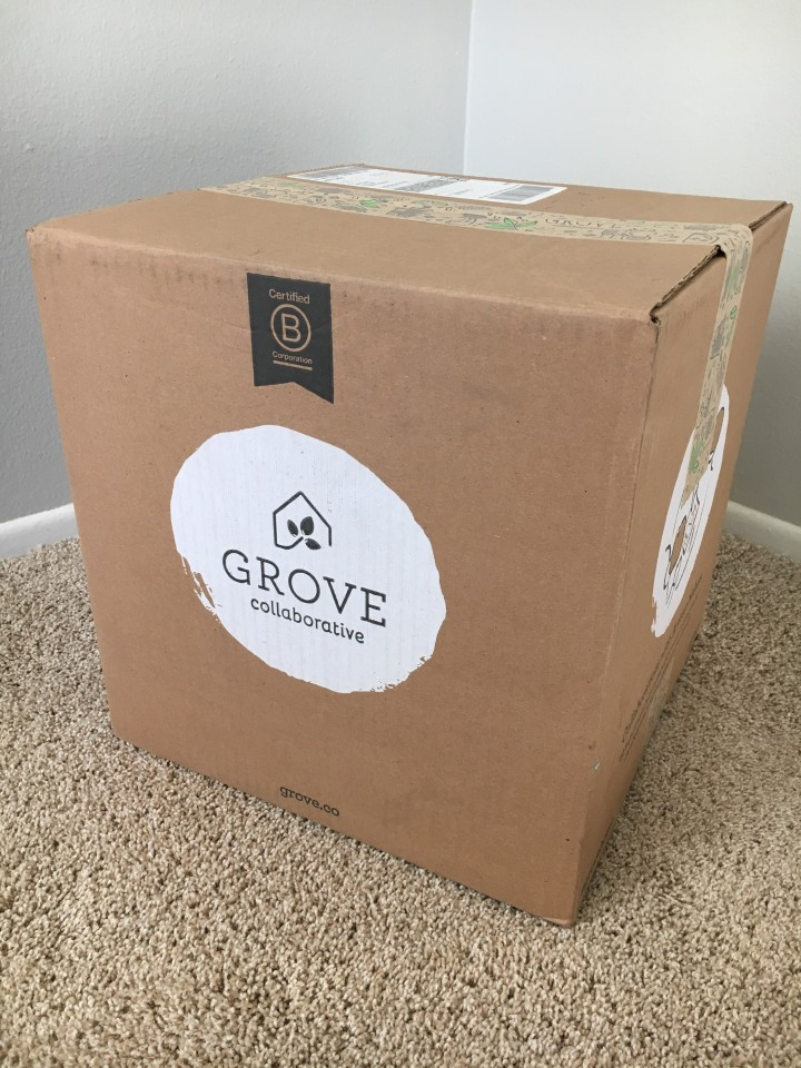 Merry Christmas | Grove Collaborative Review (+ Discount!)